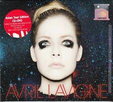 AVRIL LAVIGNE Asian Tour Edition 2013 MALAYSIA DELUXE CD+DVD +SLIPCASE FREE SHIP