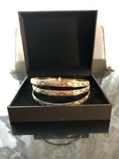 3-three LIZ CLAIRBONE Bracelet Bangle for ladies.