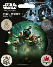 Star Wars Rogue One Stickers Rebel Official Licensed Product