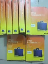 Microsoft Office Professional 2010 Full Retail Version Windows (for 3 PCs)32/64!