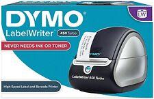 Dymo Label Writer 450 Turbo Label Thermal Printer Direct Thermal Label Printer