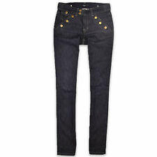Filippa K pantalones señora tiempo libre pantalones talla w28 Pants trousers Navy azul 91425