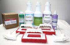 New! Ryonet Screen Printing Aqua Chem 11-Piece Kit