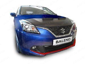 Bonnet Bra für Suzuki Baleno Bj. seit 2015 Steinschlagschutz Haubenbra Tuning