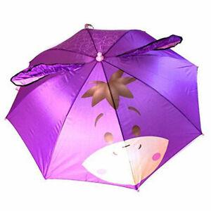 New Disney Tsum Tsum Winnie The Pooh Eeyore 3D Pop Out Kids Long Umbrella
