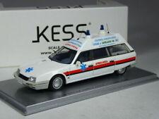 CX TGE BREAK AMBULANZA FIOGGIA 1986 FRATERNITA DI MISERICORDIA CASTELLUCCIO KESS