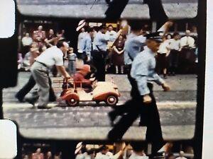 Regular 8mm Family Home Movie Halloween/Parade Irvington, New Jersey - 1941