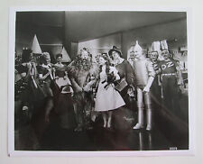 Wizard of Oz Photo Judy Garland Ray Bolger Jack Haley Bert Lahr film re-release