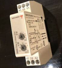 5 * Carlo Gavazzi DBA52 Delay On Release Timer