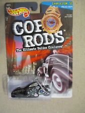 Hot Wheels 1:64 Cop Rods Series 2 Scorchin' Scooter