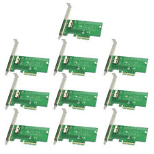 10pcs 2013 MacBook Air A1465 A1466 Pro A1502 A1398 MD712 SSD to PCI-E 4X Adapter