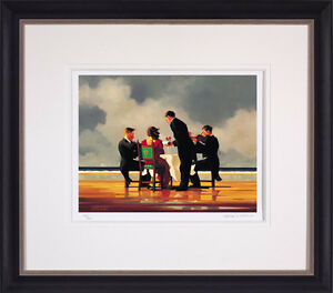 Jack Vettriano Elegy for the Dead Admiral Framed Limited Edition Giclee
