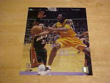 Kobe Bryant Jersey #8 Slam Dunk Lakers LICENSED 8X10 Photo FREE SHIPPING 3/more
