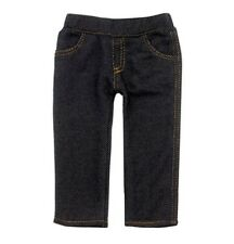 """Black Jeans Stretch Jeggings for 18"""" American Girl or Boy Doll Clothes Modern"""
