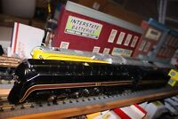 MTH O Scale Premier 4-8-4 J Steam Locomotive # 20-3024-1 W/ Proto-sound USED N&W