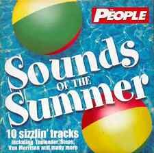 SOUNDS OF SUMMER - PROMO CD: MUNGO JERRY, TOPLOADER,BILL WITHERS, PASADENAS ETC
