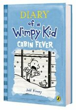 Diary of a Wimpy Kid: Cabin Fever (Book 6)-Jeff Kinney