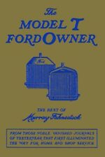 1909 1927 Ford Model T Owners Manual User Guide Operator Book Fuses