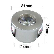 1-3W Mini LED Armario Empotrada Empotrado Foco Driver Lámpara de Techo Novedad