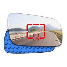 Right Driver Side Wide Angle Mirror Glass for Skoda Fabia 1999-2007 0001RAS