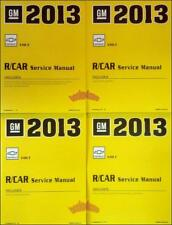 VOLT SHOP MANUAL CHEVROLET SERVICE REPAIR 2013 BOOK HAYNES CHILTON