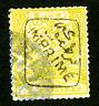 Turkey Stamps # P13 XF Used Scott Value $150.00