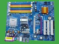 Mainboard ASRock 775i915P-SATA2 Motherboarund + Pentium 4 3GHz CPU