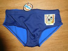 New listing Vintage Dennis the Menace 1990 Boys Swimming Trunks Age 5-6 Years Navy Blue BNWT