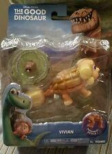 NIP DISNEY PIXAR The Good Dinosaur poseable Figure - VIVIAN TOMY