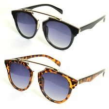 1ed9b45772 Gradient Metal   Plastic Frame 100% UV Sunglasses for Women for sale ...