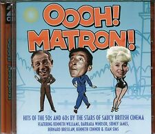 OOOH! MATRON! HITS OF THE 50s & 60s THE STARS OF SAUCY BRITISH CINEMA (Carry on)