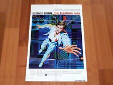 ORIGINAL MOVIE POSTER THE TERMINAL MAN 1974 FOLDED ONE SHEET