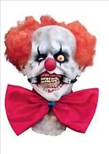 Smiley Evil Horror Clown Overhead & Chest Halloween Fancy Dress Latex Mask P7987