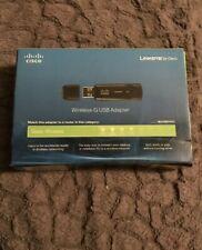 Cisco Wireless-G USB Adapter WUSB54GC