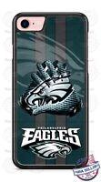 Philadelphia Eagles Football Gloves Phone Case for iPhone Samsung Google LG etc