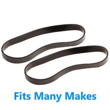 2 Vacuum Cleaner Belts Europart 07-MR-01 Vax Bissell Hoover Morphy Richards etc