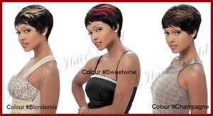 Sensationnel 100% Human Hair Bump Wig - EASY 27