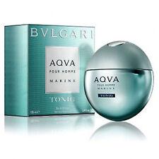 Aqva Pour Homme Marine Toniq Bvlgari 3.4 oz Men edt Eau de Toilette New in Box