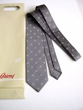 BRIONI Roma LUXURY NEW NEW DIS 14206 SILK HAND MADE IN ITALY GIFT IDEA