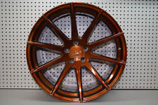 "ONE INCURVE WHEEL 20"" x 10.5""  IC-S1  BLEMISHED  30MM OFFSET  5 X 112   CB- 66.6"