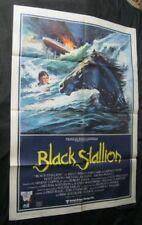 Orig BLACK STALLION Italian 39X55 Francis Ford Coppola