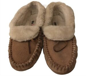 Minnetonka 40641 Lined slippers size 8