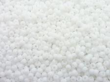 TOHO Perline 2,2mm 11/0 10g bianco opaco matt TOHO 11/0 2,2 mm Code: 41F