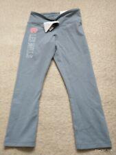 050 Les Mills Reebok Leggings Size XS cropped grey BNWT