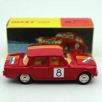 1/43 Atlas Dinky Toys 1401 ALFA ROMEO 1600 TI Rally #8 Diecast Models