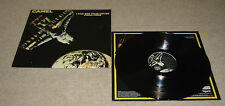 Camel I Can See Your House From Here Vinyl LP + Inner Sleeve - EX
