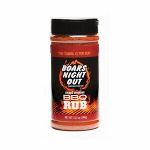 BBQ RUB - Boars Night Out BBQ Rub - FREE POST!!