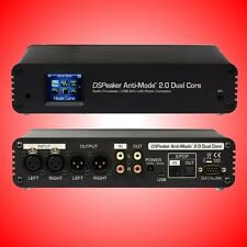 DAC Audio USB DSPeaker Anti-Mode Dual Core Subwoofer eq. Suits REL-SVS-BK Etc