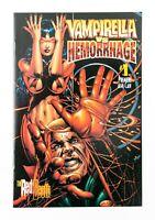Vampirella Hemorrhage #2 May 1997 Harris Comics The Red Death