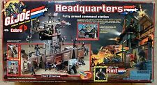 GI Joe HEADQUARTERS Hasbro 2002 New in Sealed Box MISB